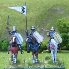 Heavy Cavalry command II