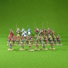 Early Medieval Army Deals