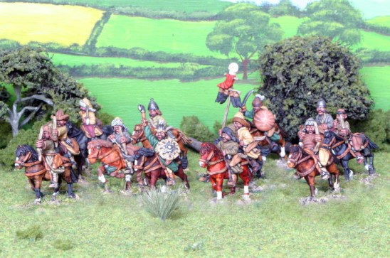 28mm mongol cavalry