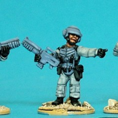 Colonial Troopers.