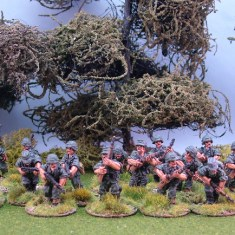 German Squad Packs