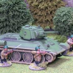 Russian 1/48 Vehicles and Guns
