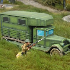 WW2 1/48 scale Vehicles