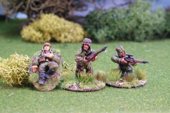 28mm ww2 russian female snipers
