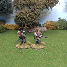 28mm ww2 german flamethrowers