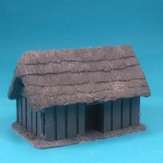 28mm dark age house