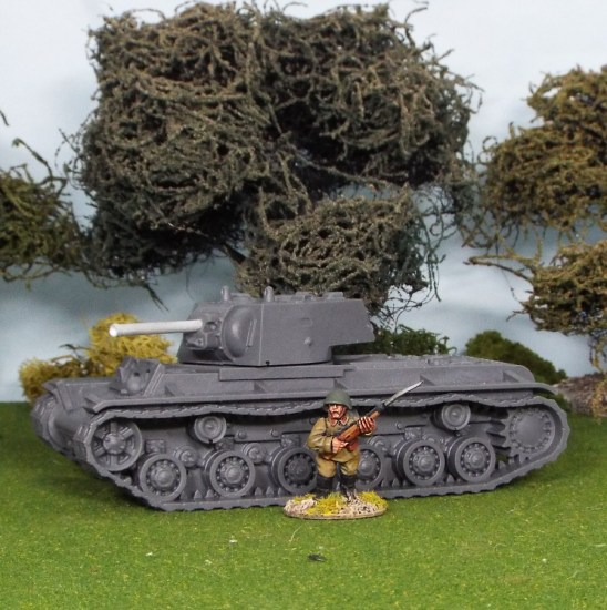 28mm kv1b with welded turret