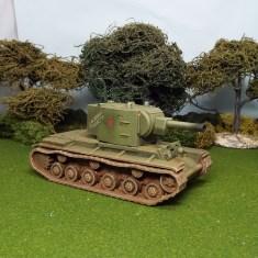 28mm ww2 soviet KV2