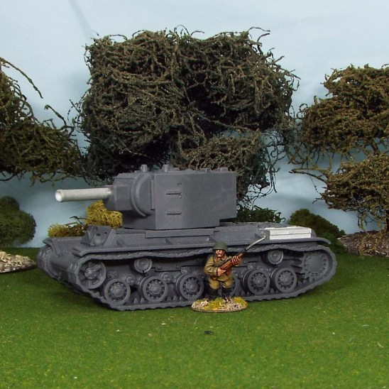 28mm ww2 kv2 heavy tank