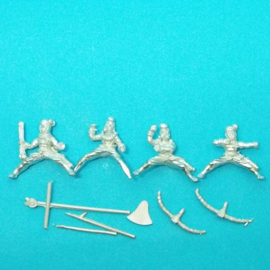 Ancient Indian Elephant crew