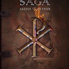Saga Aetius and Arthur rules and figures.