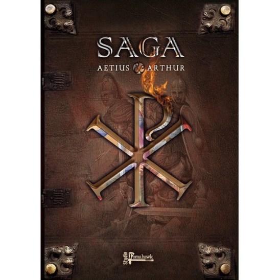 Saga Aetius and Arthur
