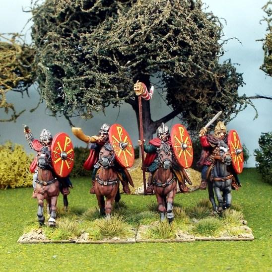 Romano Britsh Commanipulares Command