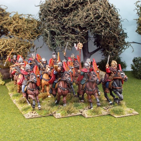 Romano British Commanipulares