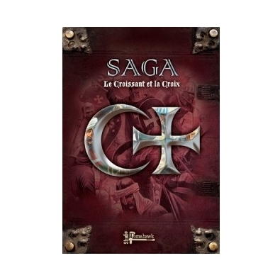 Saga Crescent and the Cross
