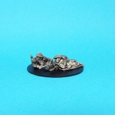 28mm ww2 british bbren gun team prone