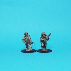 28mm ww2 british bren gun team