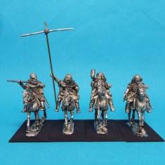 28mm Pict cavalry command