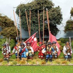 28mm english civil war miniatures
