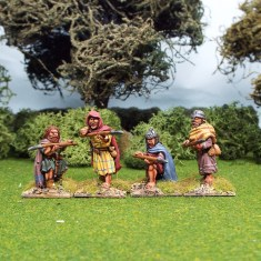 Pict spearmen standing