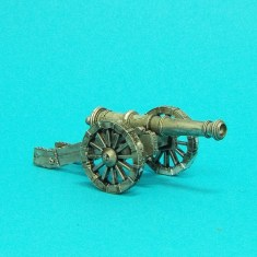 28mm enlish civil war Culverin Heavy Artillery Piece