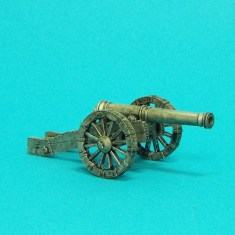 28mm english civil war Saker Medium Artillery Piece