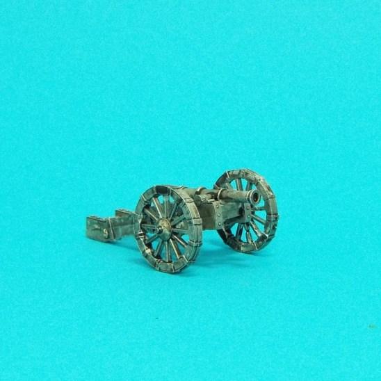 28mm english civil war Falconet Light Artillery Piece