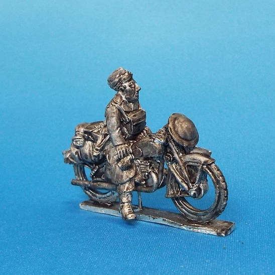 28mm ww2 British reconnaissance motorcycle