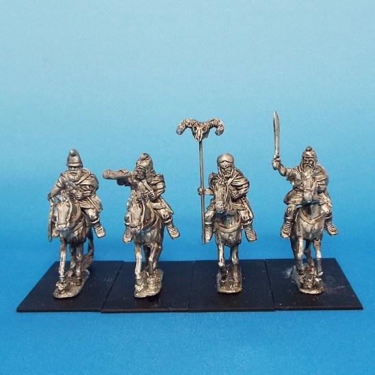 Thracian light cavalry command