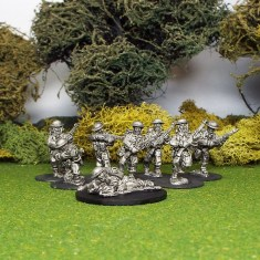 28mm WW2 British Infantry Riflemen