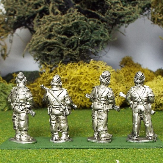 28mm Home Guard at the ready