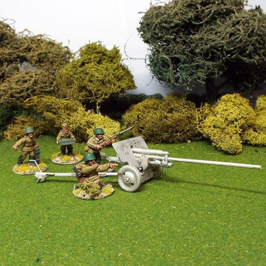 1/48 zis2 57mm anti tank gun