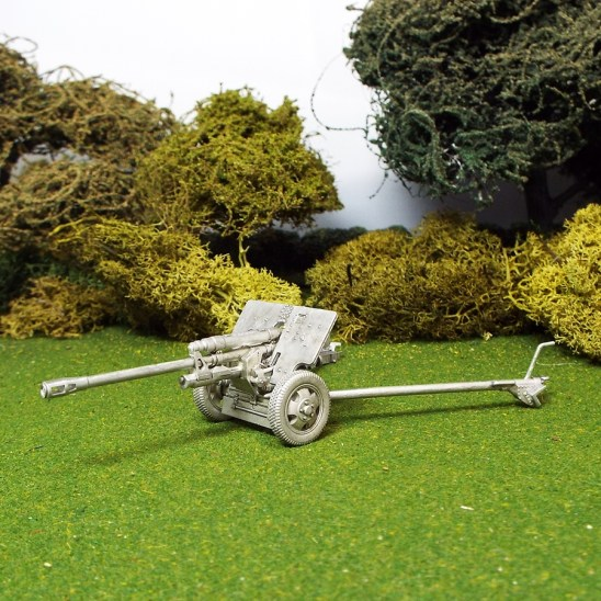 1/48 zis3 76.2mm anti tank gun
