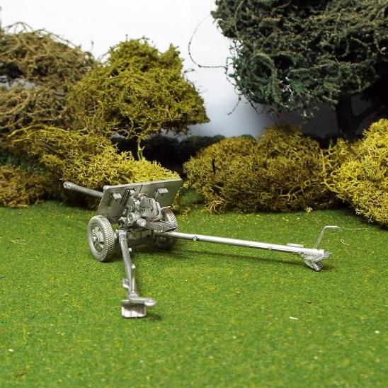 1/48 zis3 76.2mm anti tank gun