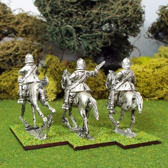 28mm English Civil War Cavalry ECw with Pistols