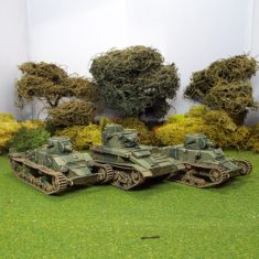 British 1/48 Vehicles and Guns