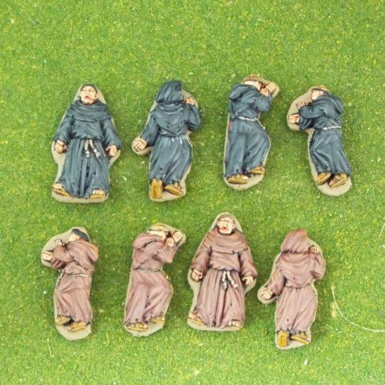 Massacred Monks