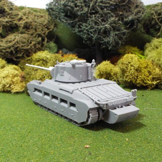 ww2 1/48 British A12 Matilda 2