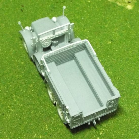 1/48 Kruppe Protz Troop Transport KFZ70