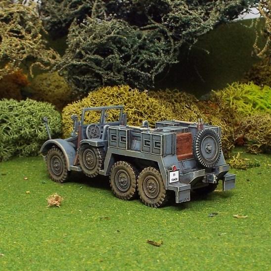 1/48 Krupp Protz Artillery Tow KFZ69