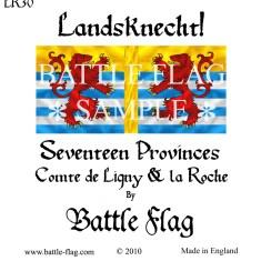 28mm Comte de Ligny and La Roche