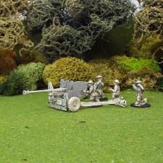 28mm british 6ld anti tank gun with 4 crew