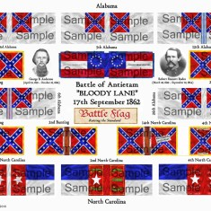 Bloody Lane; The Confederate Brigades of Rodes and Anderson