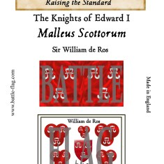 Sir William de Ros Transfer Kit and Standard