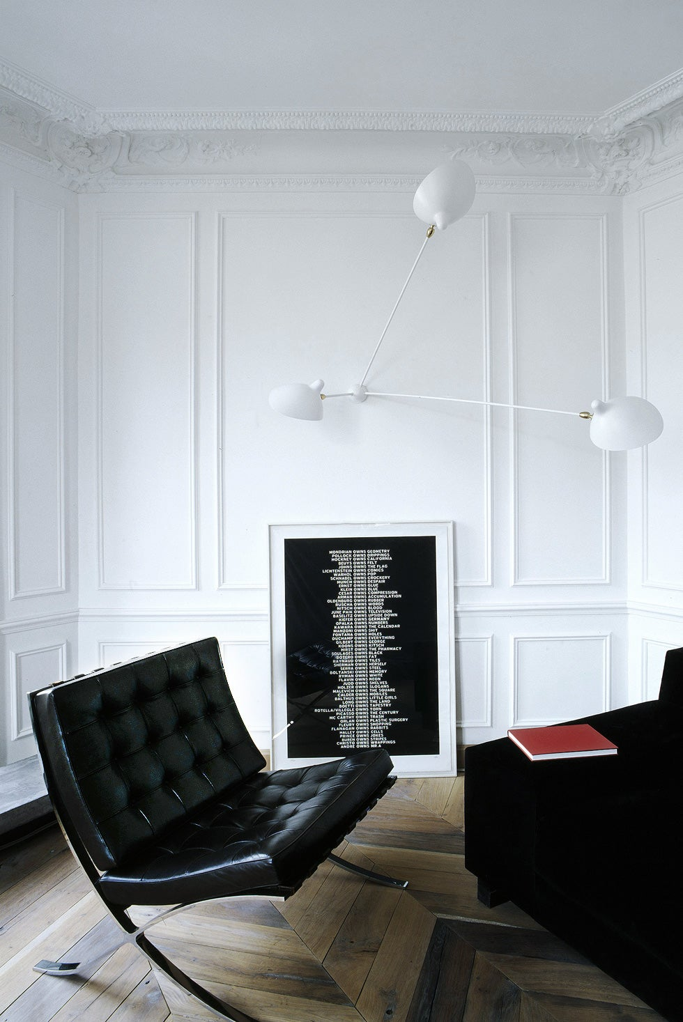 Fireplace In French Joseph Dirand: Le Minimalist Of Interior Design & Architecture
