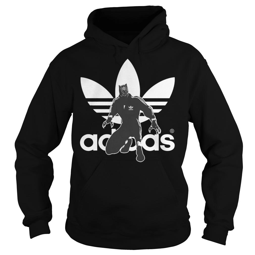 Black Panther adidas Hoodie