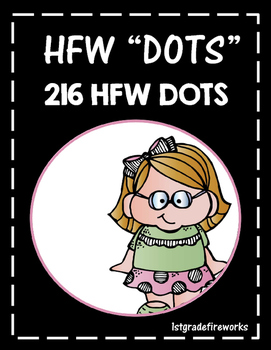 HFW Dots from 1stgradefireworks