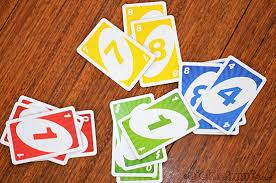 Classroom card games