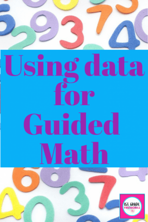 guided math data