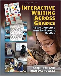 Interactive Writing Across Grades